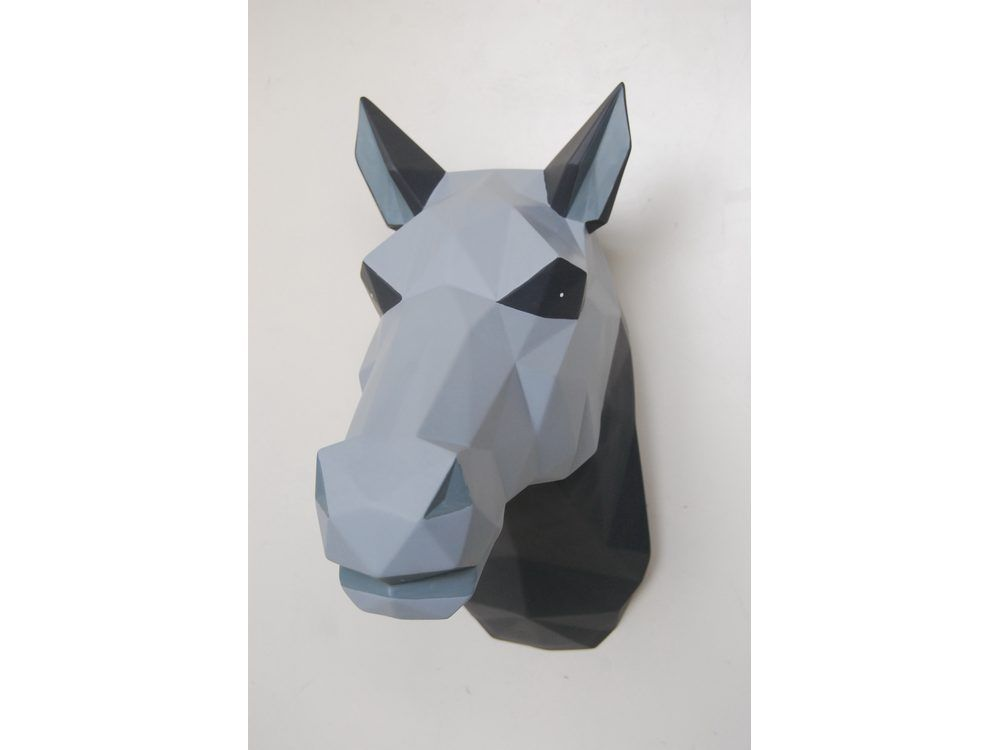 Origami Horse Head Wall Hanging Click To Expand